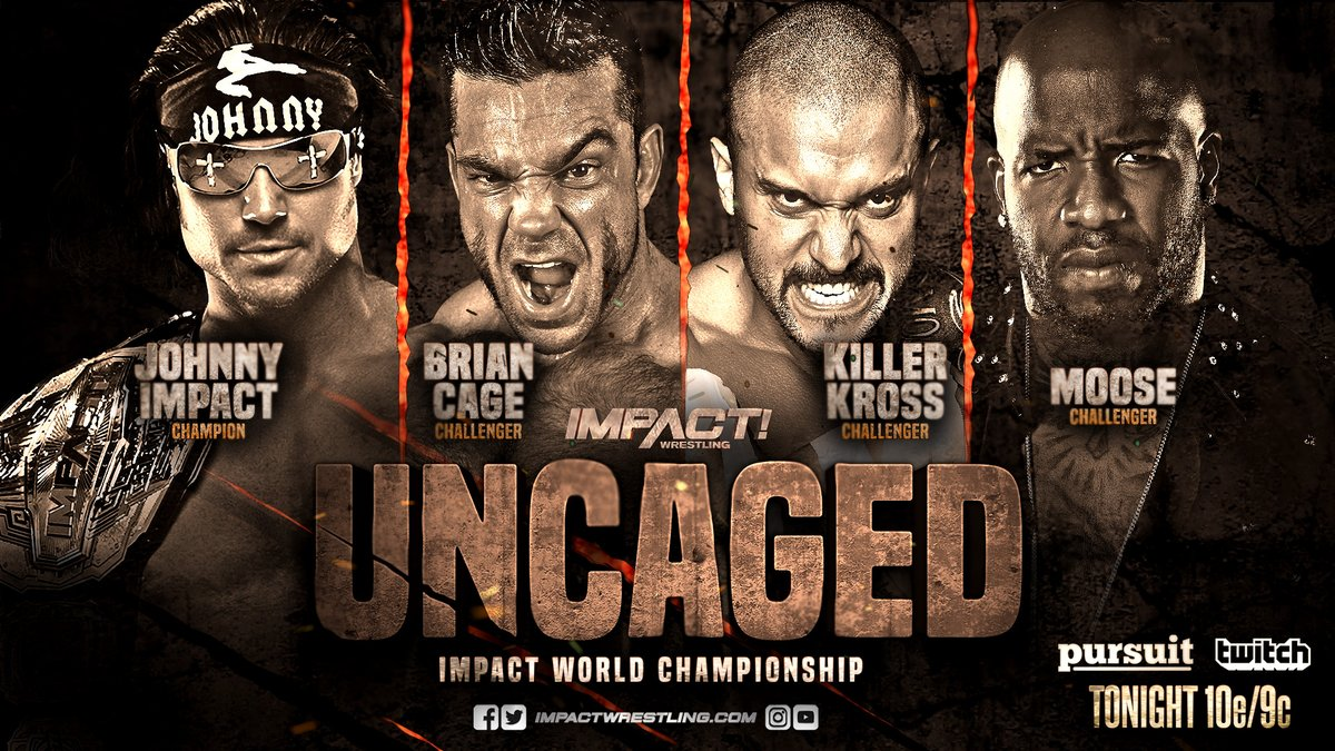 Impact Uncaged 2019 | Totalmente Divertido