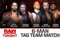 WWE Monday Night Raw 04/15/19 | The Drafting Experience