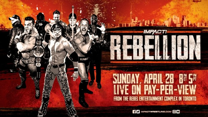 Impact! Rebellion 2019 | Su Version De Takeover