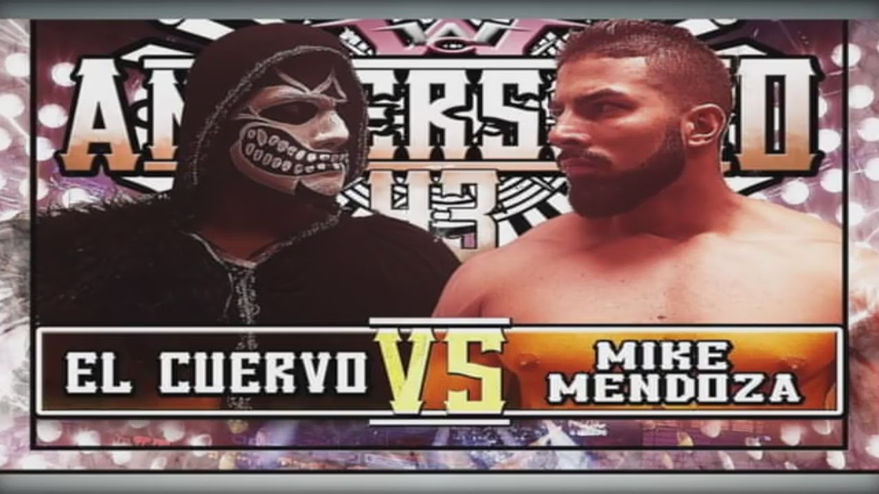 Playlist! Cuervo vs Mike Mendoza