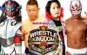 NJPW Anuncia Ambas Carteleras De Wrestle Kingdom