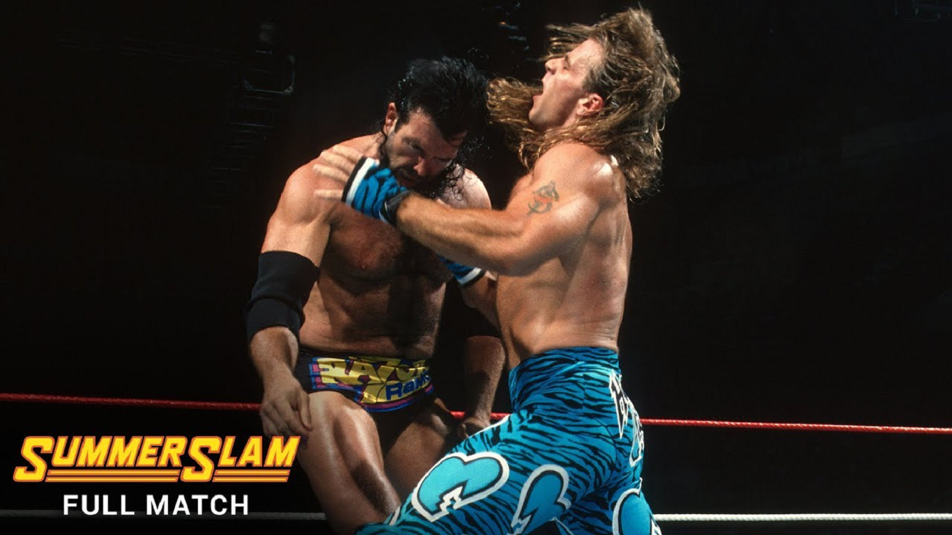 Lucha Gratis De WWE | Razor Ramon vs Shawn Michaels II