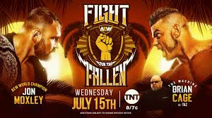 AEW Fight For The Fallen '20 | La Ensalada De Lucha
